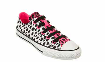 Converse Stretch Lace back to school