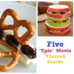 Five Epic Movie Snacks