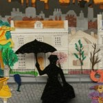 Mary Poppins Inspired Fan Art Contest at the 2013 Disney D23 Expo