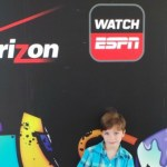 The Verizon FiOS and WatchESPN Lounge at The XGames