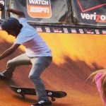 Visit The VerizonFiOS Experience at XGames Skate Park