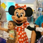 Heartwarming Minnie Walk at Brings Joy to Children at CHOC Hospital