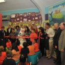 Monroe Elementary School Receives a Newly Renovated Library
