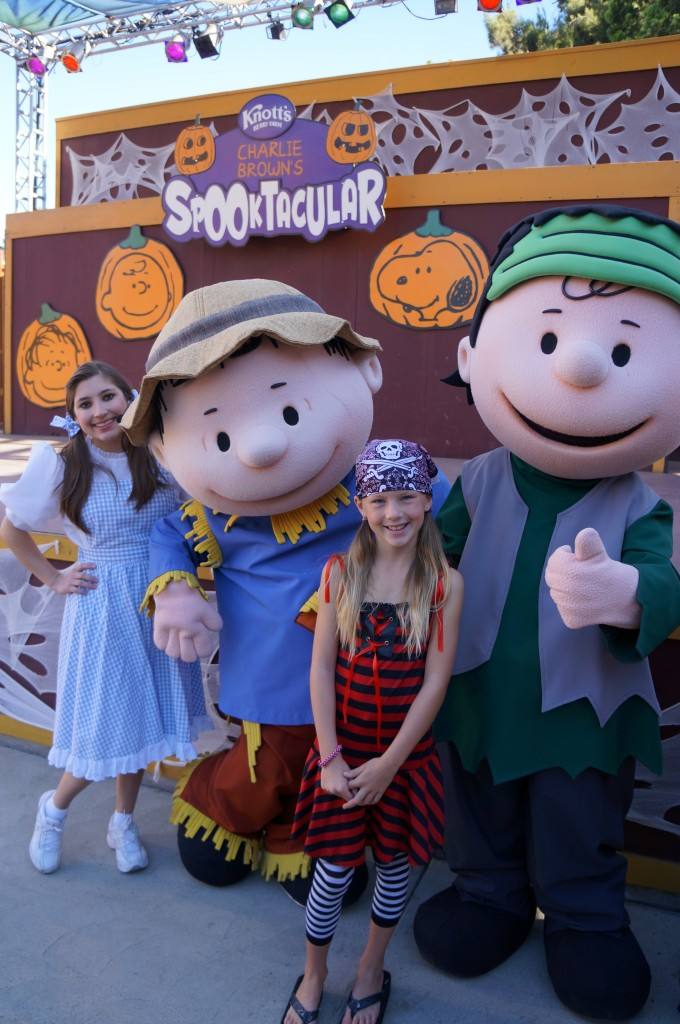 Halloween at Knotts Berry Farm