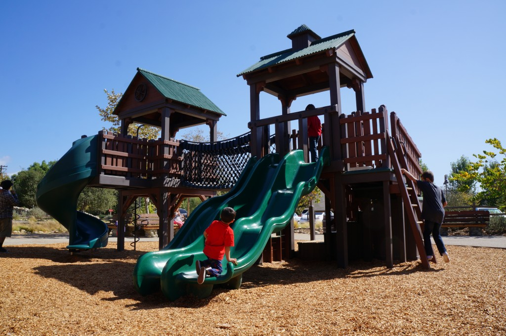 Los Rios Play Structure