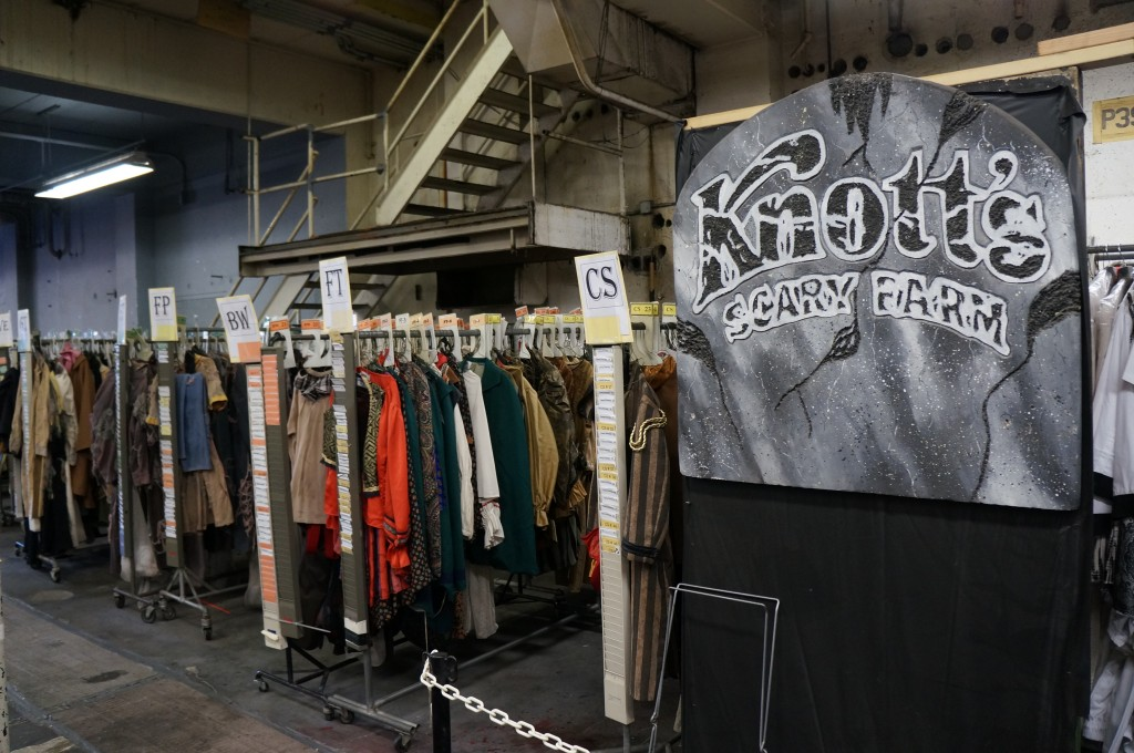 Look Behind the Scenes of Knott's Scary Farm