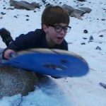 Grays Peak Trailhead is the Best Place for Free Big Bear Sledding