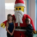 Photo Tour of the LegoLand Hotel Holiday Decorations