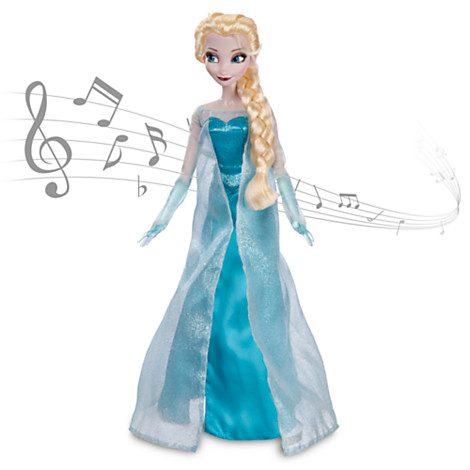 Singing-Elsa-Frozen-Doll