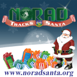 Track Santa Around the World with the Norad Santa Tracker