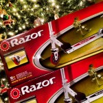 The Holiday Razor Secret Scooter Mission