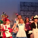 Alice in Wonderland at The Village Theater in Orange