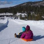 Learn to Ski in the New Year at Big Bear Lake