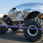 Monster Jam All-New Earth Authority Police Truck (NEA)