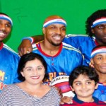 Childhood Dream Comes to Life with The Harlem Globetrotters