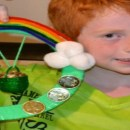 St. Patrick's Day Crafts: DIY Leprechaun Wreath