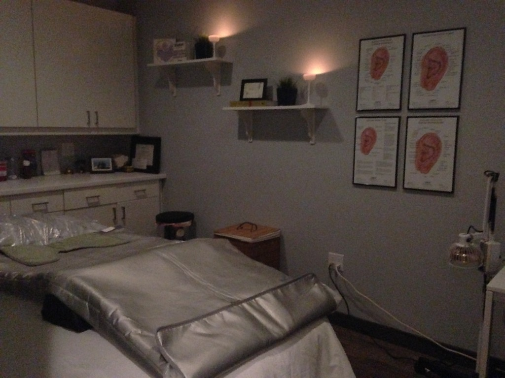 Therapy Room - massage & body wrap