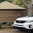 Mid Size SUV with Full Size SUV Amenities