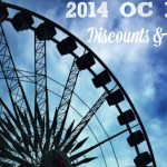 2014 OC Fair Deals and Discounts