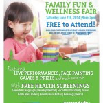 Fifth Annual Pretend City Health and Wellness Fair
