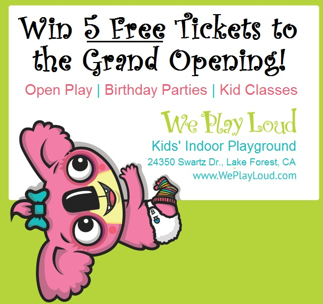 OC MOM Blog - Win 5 Free Tickets Image 2