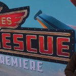 Red Hot 'Planes Fire and Rescue' World Premiere Red Carpet