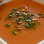 A Taste of Spain… Andalusian Gazpacho