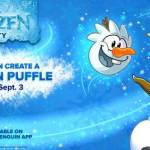 Disney's 'Frozen' Comes to Disney Club Penguin