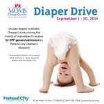 Pretend City Diaper Drive