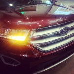 Ford Edge Sneak Peek