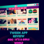 Tween App Review: GGG – It's a Girls World