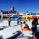 Legoland California Holiday Ice Rink