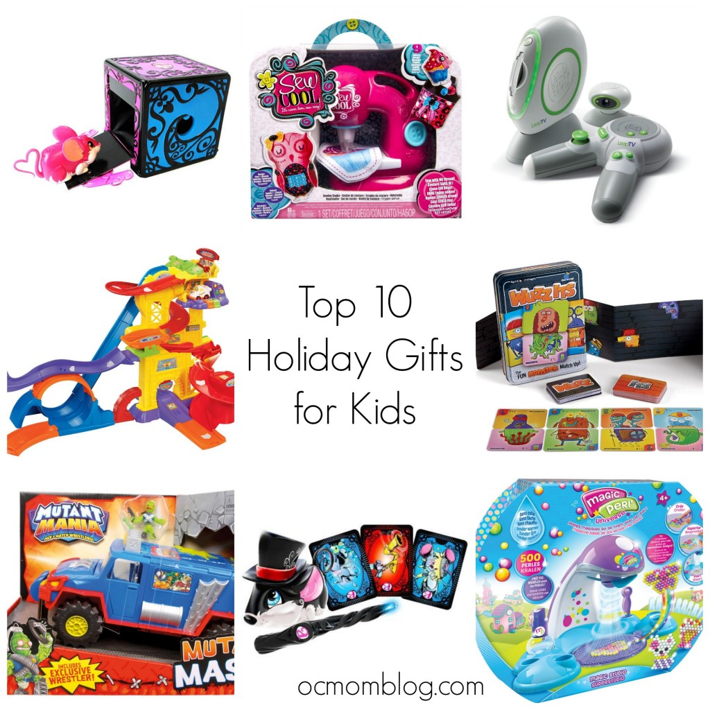 top 10 holiday gift for kids