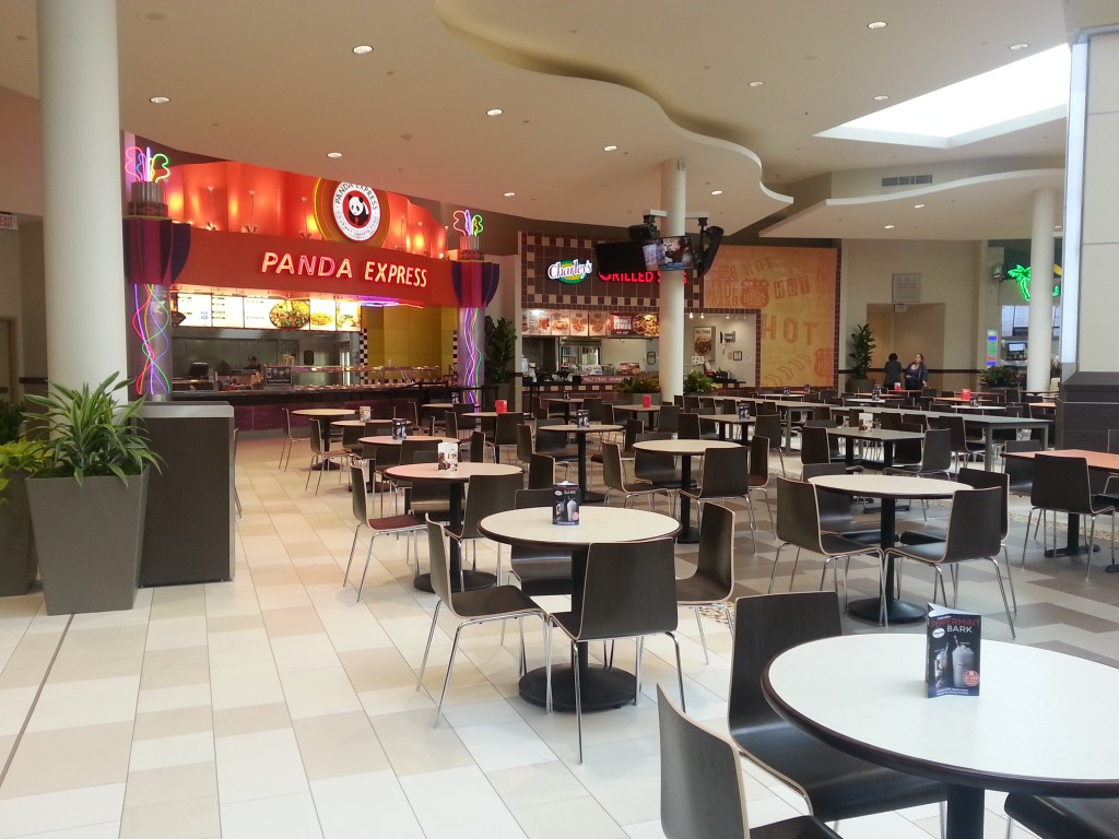 The Shops at Mission Viejo Food Court