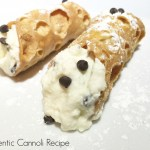 Authentic Homemade Cannoli Recipe