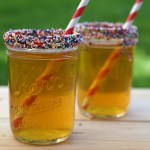 New Year's Eve Kid's Mocktail Recipe