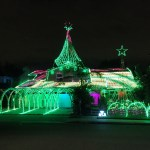 Fountain Valley 56,000 Lights Christmas House