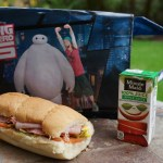 Have a 'Big Hero 6' Lunch at Subway this Holiday Season
