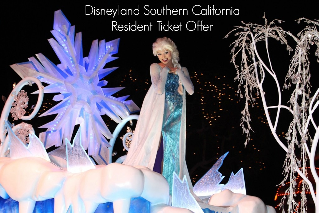 Disneyland.Southern.California.Ticket.Offer