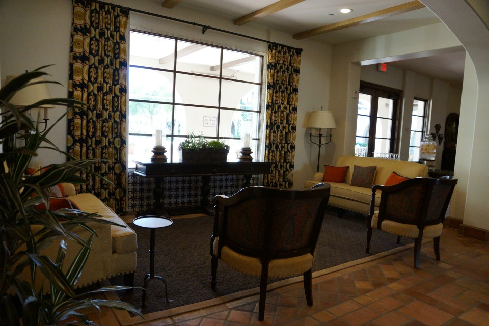 Resort Lobby at Ponte in Temecula