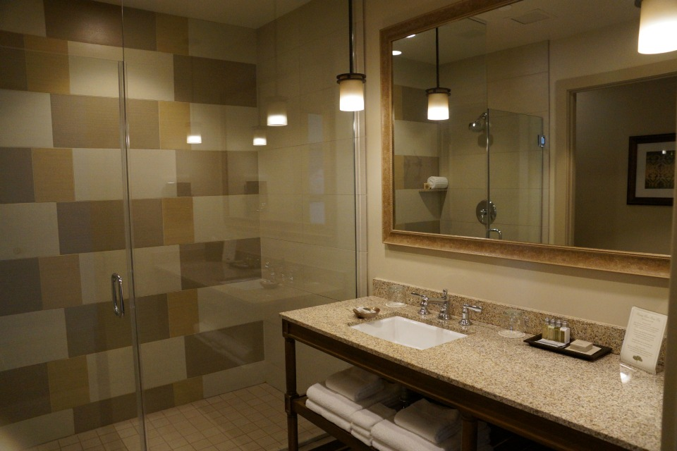 Ponte Bathroom in Temecula