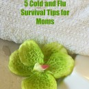 5 Cold and Flu Survival Tips for Mom