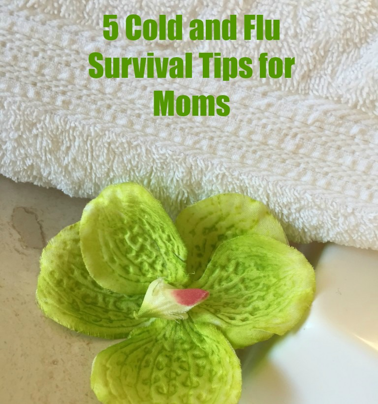 Cold and flu survival tips