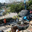 Sneak Peek of New LEGOLAND LEGO Star Wars Miniland Death Star Model Display