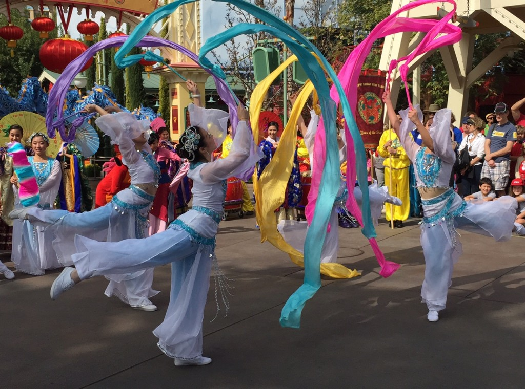 Disneyland Lunar New Year 6