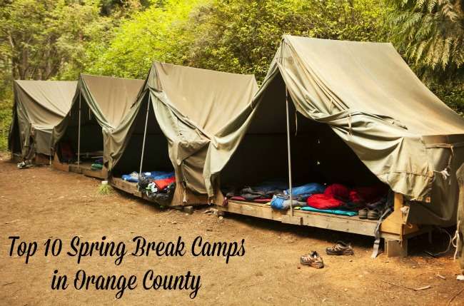 10 Spring Break Camps Orange County