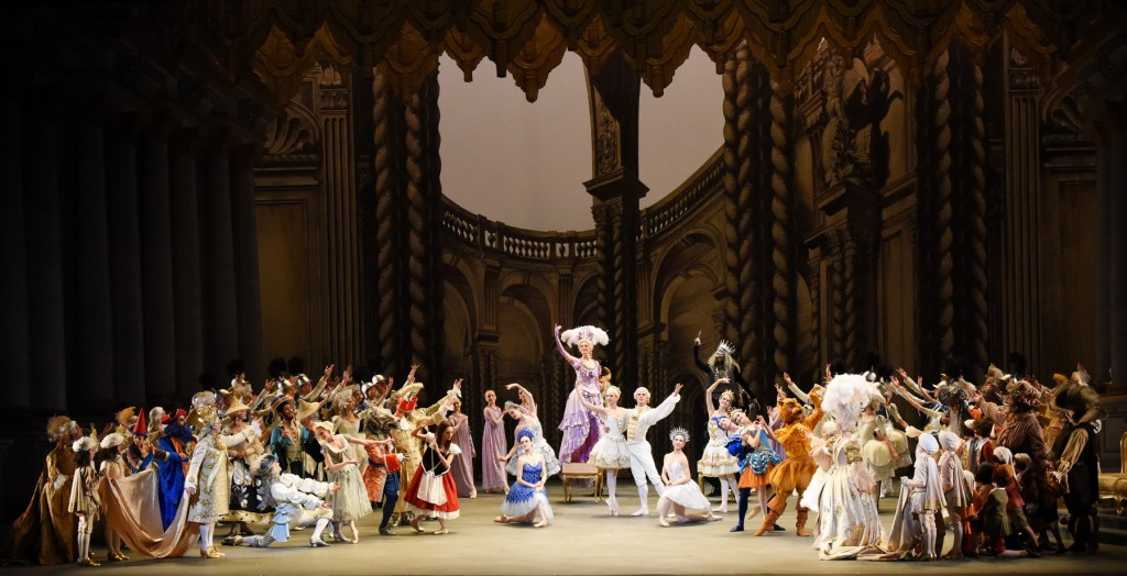 ABT The Sleeping Beauty - photo by Doug Gifford