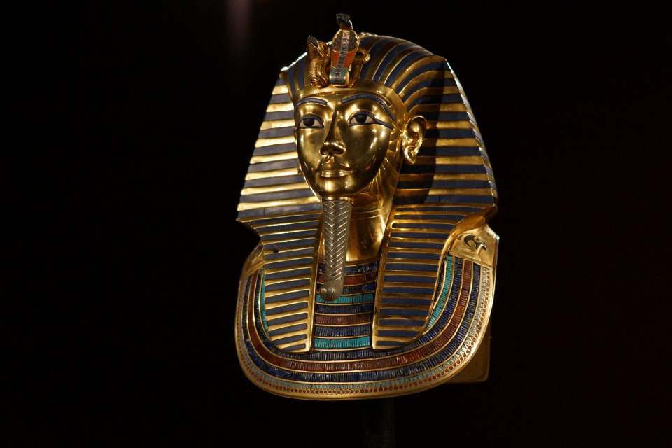 King Tut Exhibit 3