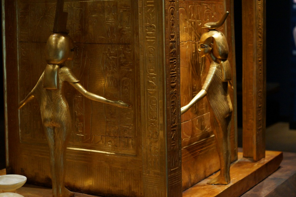 King Tut Exhibit 6