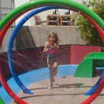 Kids Splash and Play Park at the Renaissance Club Sport Aliso Viejo